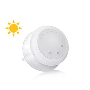 elektrische rolluiken zon sensor controle