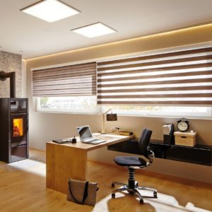 Easyfix day and night roller blinds