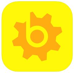 Jalousien motor rollo elekrtisch motor app blind engine logo